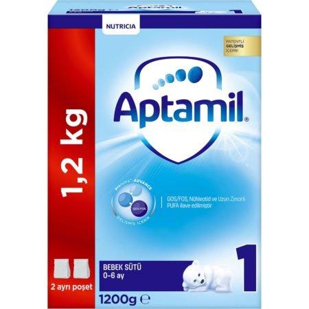 Детская молочная смесь Aptamil 1 , с рождения