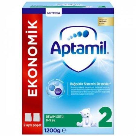 Детская молочная смесь Aptamil 2 , с 6 месяцев