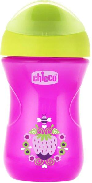 Chicco Easy чашка девочка 266мл
