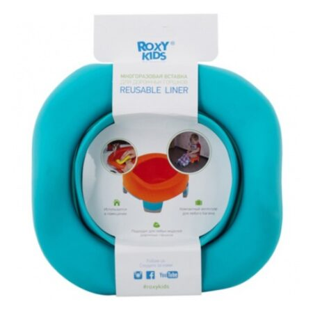 Roxy Kids Универсальная вкладка для дорожных горшков