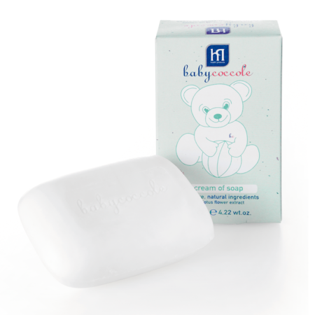 Babycoccole крем-мыло 125 мл