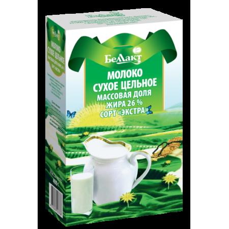 Беллакт экстра сухое молоко 400 гр