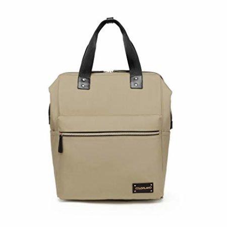 COLORLAND CLD-BP124-G Zera Baby Пеленальный рюкзак. Совершенно новый