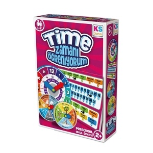 Ks Games Learning Time Обучающая игра