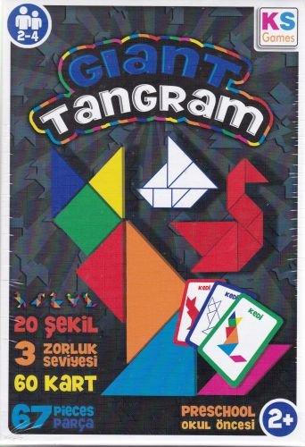 Ks Games Giant Tangram