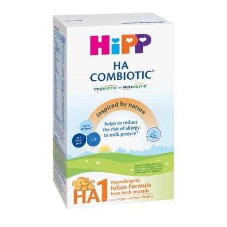 Hipp смесь HA-1 Комбиотик 300 гр