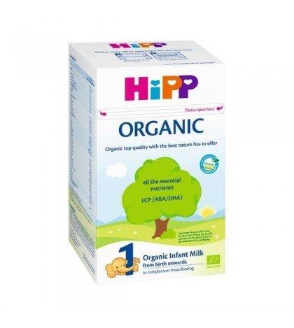 Hipp 1 смесь Organic 800 г