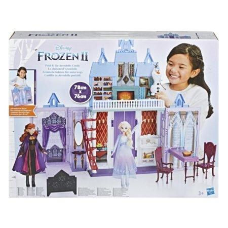 Disney Frozen Fold and Go Arendelle Castle