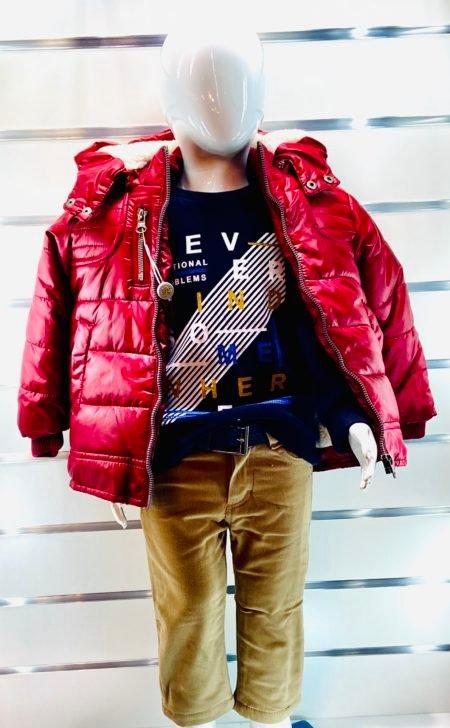 Cool Exclusive 18132 Комплект 3-ка (куртка, утипленные брюки с ремнем и кофточка с рукавами)