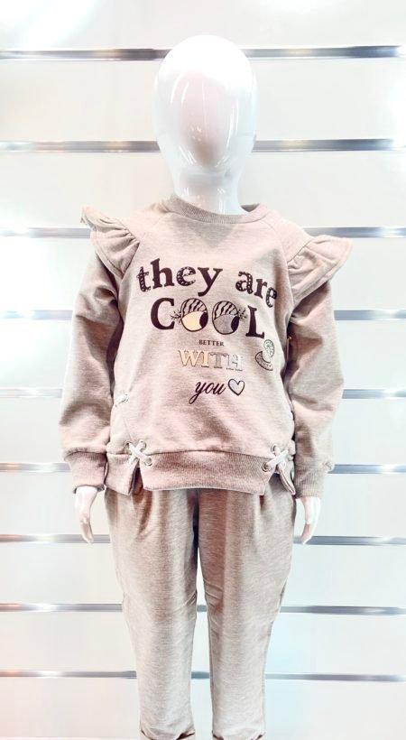 Cool Exclusive  54128 Cпортивные костюмы 2-ка (толстовка и спортивные штаны)