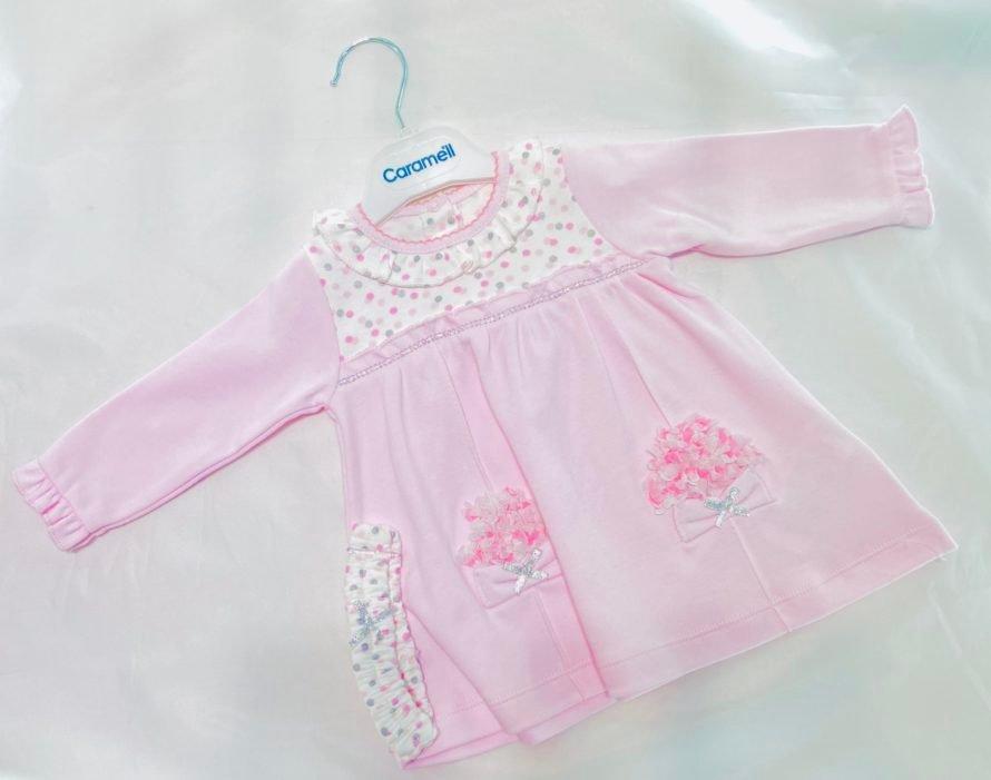 Caramell ELB5159 Платье и ободок