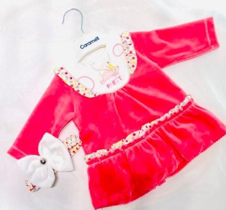 Caramell ELB5699 Платье и ободок