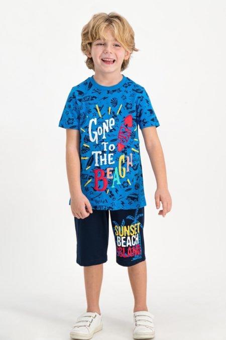 RolyPoly Beach Surf пижама для мальчиков RP1672