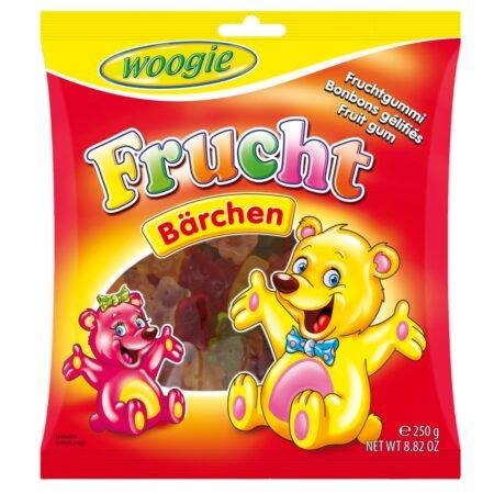 Gunz Fruit gums bears 250 g