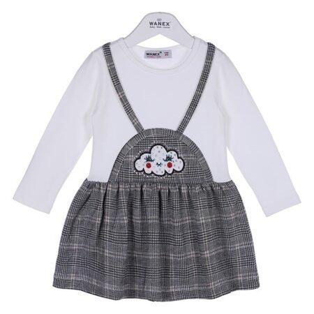 Wanex 40793 платье для девочки 80-98