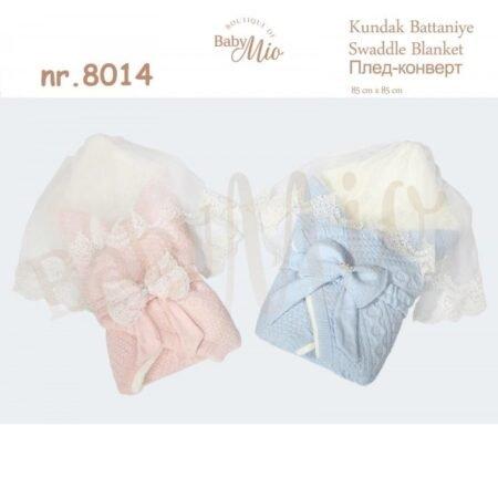 Baby Mio 8014 Конверт-плед (0-3 месяцев)