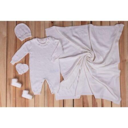 Baby Mio 214 Комплект Для Новорождённых из 5 предметов (0-3 месяцев)
