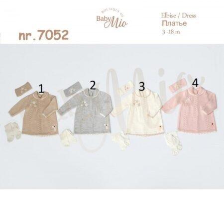 Baby Mio 7052 платье (3-18 месяцев)