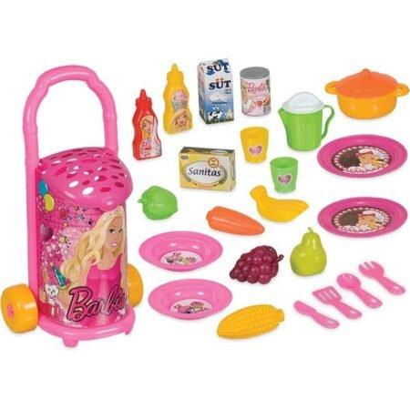 Dede Barbie (Барби) Корзина на колесах