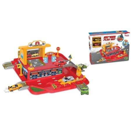 Dede Garage Игровой набор