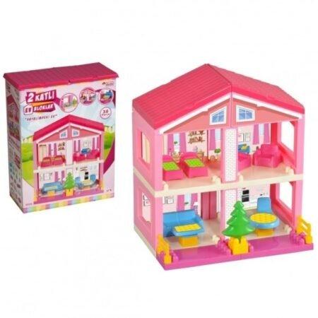 Dede Candy&Ken кукольный дом (40 шт)