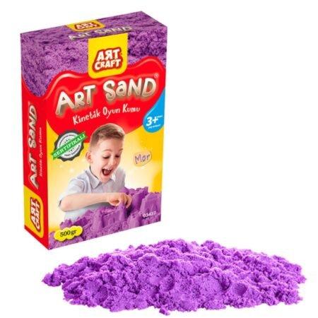 Art Craft Набор для кинетического песка 500 г