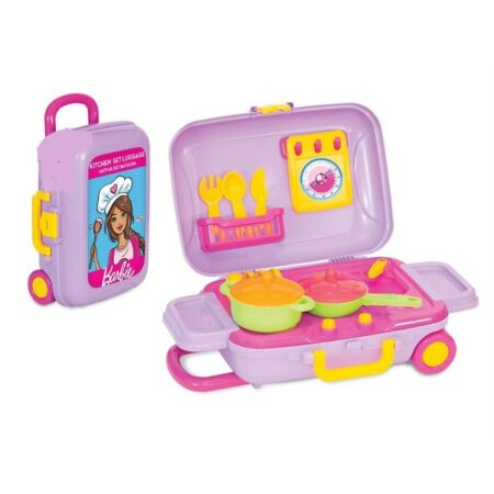 Dede Barbie (Барби) кухня чемодан