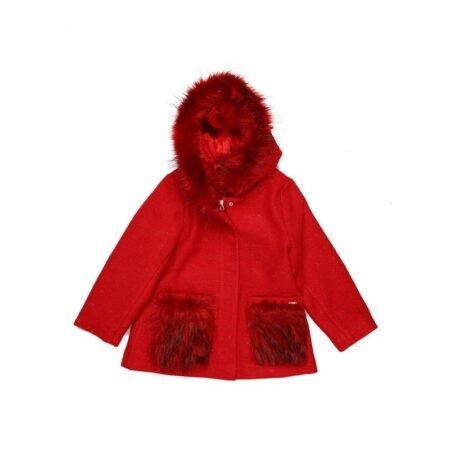 MiDiMOD 19573 куртка для девочек 2-5 лет