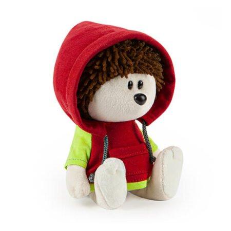 Budi Basa LE15-032 Kirpi Igosha qırmızı sweatshirt