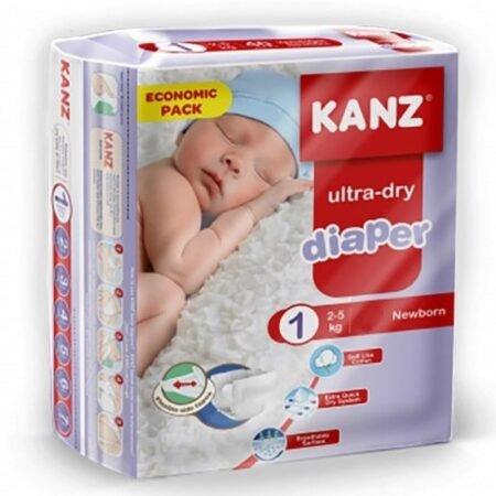 Kanz Ultra-Dry 1 (2-5 kq) 80 ədəd