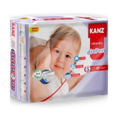 Kanz Ultra-Dry 5 (11-25 kq) 48 ədəd