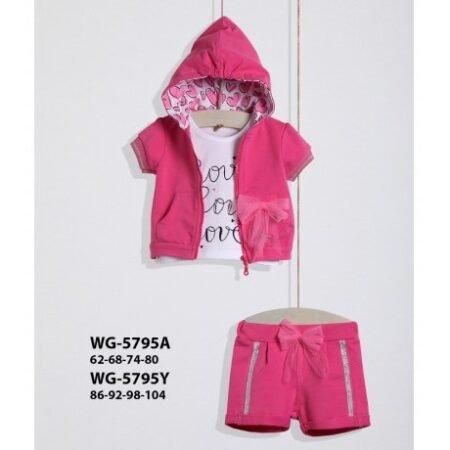 Baby Mio 5795A комплект 3-ка